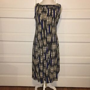 Dresses & Skirts - Op Art Dress L
